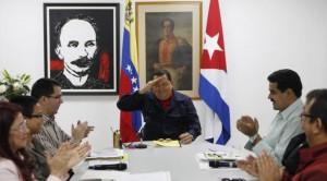 QPM.ORG: Según imágenes, provenientes de La Habana,  el lenguaje físico y corporal del dignatario venezolano daN muestras, subjetivas, de recuperación. Pero el tiempo es el mejor testigo acerca de ello.