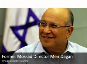 """El año pasado, Dagan advirtió a los llamamientos de los políticos israelíes de línea dura para bombardear a Irán como """"la idea más estúpida"""" que había oído nunca."""