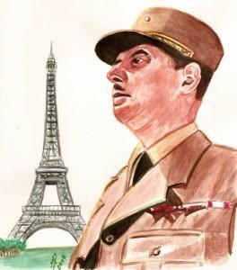 De Gaulle quería que Francia jugara un papel dominante en los asuntos europeos, y sabía que esto podría hacerse sólo en una alianza con Alemania. Los descendientes de De Gaulle aceptan ese argumento, de que Francia tiene que perseguir sus propios intereses, pero no su obsesión por la soberanía. Como De Gaulle había dicho, Francia sola no podía esperar para que coincida con las superpotencias mundiales. . Y todo indica que Hollande va a comenzar ahora, muy lentamente, a jugar la mano gaullista.