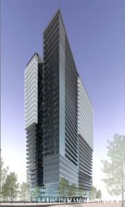 Hei Tower (edificio en torre de uso mixto en Ciudad de Hanoi, Vietnam) - CMV Architects