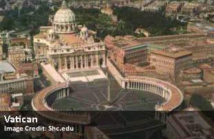 Agente De Inteligencia Del Vaticano Acusado De Contrabando