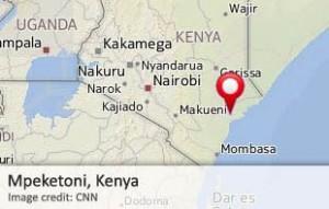 El sangriento ataque tuvo lugar el domingo en Mpeketoni, un pequeño pueblo situado cerca de Lamu archipiélago del Kenya en el Océano Índico.