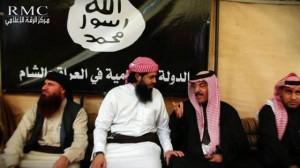 14 tribus juran lealtad a ISIS (2). 4 – Sheikh Khalil al- Hindawi (clan Hinadh). 5 – Sheikh Howaidy Almgehm y Sheikh Bashir al-Faisal (clan Aalladlh).