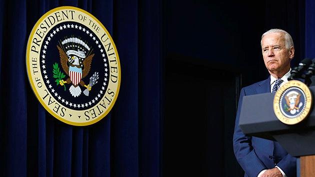 En el discurso que el vicepresidente de EE.UU., Joe Biden, dio en Harvard se ha revelado en cierto modo la postura en política internacional del país. Estas son sus cinco mejores citas sobre la crisis de Ucrania y otros temas de actualidad./ Foto Cortesía de © Reuters / Larry Downing