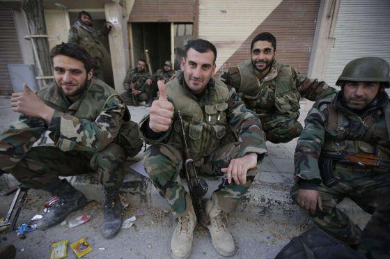 Varios desertores del Ejército Sirio Libre se han entregado recientemente al Ejército sirio y han pedido ser reintegrados en sus unidades.