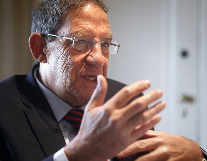 l ex director del servicio de seguridad interna de Israel ha advertido de que las políticas del gobierno israelí podrían llevar a la destrucción completa del país.