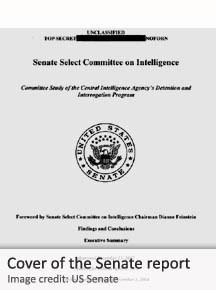 El documento de 500 páginas fue publicado el martes, y representa la versión disponible públicamente de un informe de 6.000 páginas que desestima programa de detención e interrogatorio de la CIA post-9/11 como una falla de inteligencia.