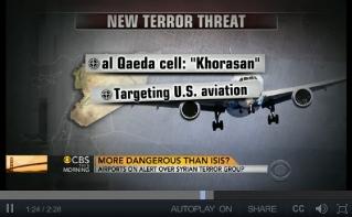 El pasado mes de septiembre Estados Unidos dio a conocer la existencia de Al Khorasan, un grupo desconocido yihadista hasta entonces.