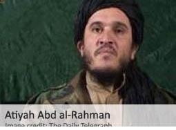 """En junio de 2010, casi tan pronto como los fondos fueron entregados a manos de al-Qaeda, el gerente de cuentas de la organización, Atiyah Abd al-Rahman, escribió a bin Laden: """"Dios nos bendijo con una buena cantidad de dinero este mes""""."""