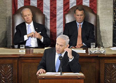 """los funcionarios estadounidenses no se sorprendieron por el espionaje.Pero eran estaban especialmente perturbado, dijo el diario, al descubrir que el gobierno israelí procedió a filtrar la información secreta a los legisladores estadounidenses que se oponen a un posible acuerdo con Irán, a fin de """"socavar la diplomacia estadounidense"""""""