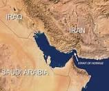 En 1980 el ejército estadounidense estaba aterrorizada de que la Unión Soviética se aprovecharía de la Revolución iraní de invadir Irán y ocupara el estrecho de Ormuz en el Golfo Pérsico.