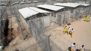 Llegó a tener 27.000 detenidos repartidos en 24 campos y clasificados con trajes de colores según su estatus.