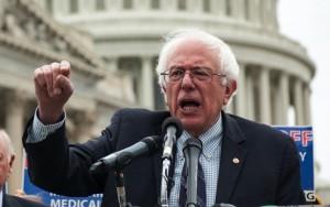 El senador independiente por Vermont, Bernie Sanders, dijo hoy que el sistema político estadounidense está dominado por los ricos.