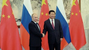China Y Rusia, dos gigantes militares y económicos, profundizan su ALIANZA ESTRATÉGICA camino a la construcción de un NUEVO ORDEN MUNDIAL.