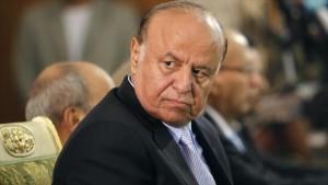Abdu Rabu Mansur Hadi,  el dimitido presidente yemení y un fuerte  aliado de EE.UU. en la región sufre muerte cerebral.