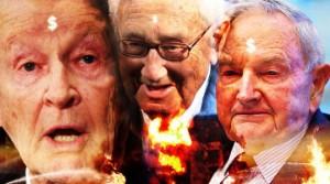 Las élites, encarnadas en organismos como la Comisión Trilateral, están construyendo una auténtica pesadilla para todos nosotros, una dictadura global regida por grandes corporaciones y grandes bancos que serán propietarios de todo, incluídas nuestras propias vidas.