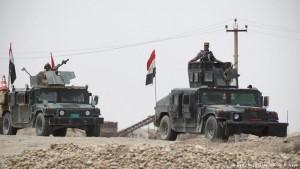 Explosión de un coche bomba en la provincia de Al Anbar causó la muerte, además, de un número indeterminado de soldados.