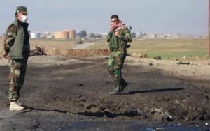 El Ejército alemán ha anunciado que las fuerzas Peshmerga del Kurdistán han sido atacadas con gas venenoso en el norte de Irak, informa 'Bild'.
