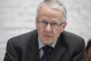 El Comisionado alemán para la paz en Colombia, Tom Koenigs, saludó el avance logrado en La Habana.
