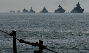 """Las fuerzas rusas ya están fluyendo hacia Latakia y se están posicionando en Siria, y Moscú ha declarado la zona desde el puerto de Tartús en Siria hasta Chipre, como zona cerrada a la navegación y al tráfico aéreo desde el 15 de septiembre al 7 de octubre, en vista de unas """"maniobras militares que incluyen lanzamientos de prueba de misiles guiados"""" desde buques de guerra rusos."""