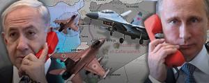 la sede de la fuerza aérea rusa e israelí cerca de Latakia en Siria y Tel Aviv comenzaron a practicar procedimientos para utilizar una línea telefónica que establecieron la semana pasada para coordinar sus operaciones en cielos sirios. Ellos estaban poniendo en práctica un acuerdo alcanzado entre Vladimir Putin y Binyamin Netanyahu en Moscú el 22 de septiembre, que fuera elaborado en detalle el 6 de octubre por Nikolay Bogdanovsky, Jefe del Mayor General de Rusia y el General Yair Golan, su homologo israelí.