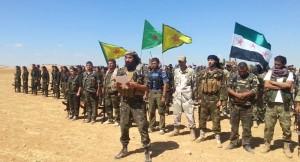 El representante del comando Eufrates Volcán del Ejército Sirio Libre (FSA) y de las Unidades de Protección del Pueblo (YPG) —comando conjunto de la FSA y el YPG kurdo— dijeron a Sputnik que el comando admite el funcionamiento de Rusia contra ISIS y piden ayuda militar.