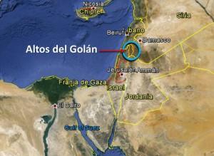 Totalmente preocupado por el feroz levantamiento de la campaña de terrorismo palestino sobre su país, los israelíes apenas han notado que las fuerzas de Hezbollah, creyendo que están protegidos por la presencia militar rusa en Siria, se están movilizando hacia la frontera noreste de los Altos del Golán con Israel.
