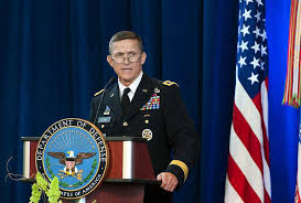 el general Flynn asumiera la dirección de la DIA, una oficina regional de esa agencia estadounidense había enviado un informe elaborado en el terreno sobre la evolución de la situación en Siria, donde estaba sucediendo algo que se parecía mucho a una verdadera guerra civil.