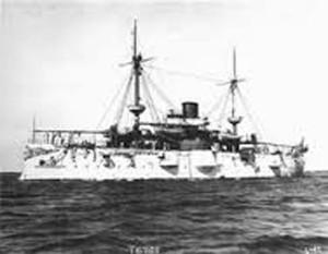 Para asistir a la Sexta Conferencia Internacional Americana, Coolidge partió de Cayo Hueso, el 15 de enero de 1928, en el acorazado Texas, como parte de una flota de guerra compuesta por el crucero Memphis y cinco destructores, arribando a La Habana ese mismo día en un alarde de poderío militar.