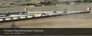 El ataque tuvo lugar en la Base de Operaciones de Avanzada Chapman, un puesto militar de Estados Unidos en Khost, Afganistán.