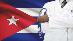 Concept of national healthcare system - Cuba