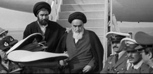 Archivos desclasificados muestran que el ayatolá Jomeini, que llevó a Irán a la Revolución Islámica de 1979, tenía un canal secreto de comunicación con los Estados Unidos, e incluso envió una carta personal al presidente de Estados Unidos Jimmy Carter.