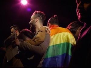 La elección de «Mister Gay Syria», en 2016, fue organizada en mayo, no en Deir ez-Zor sino en Estambul, Turquía. Al ganador le fue denegada la visa Schengen –indispensable para entrar en territorio de la Unión Europea– y no podrá participar en la elección de «Mister Gay World», a celebrarse en Malta. © Bradley Secker / Daily Mail
