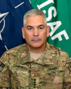 """General_John_F._Campbell_ (ISAF) De acuerdo con el conservador periódico en idioma Inglés Yeni Savak, """"un ex comandante de EE.UU. de la Fuerza Internacional de Asistencia (ISAF), la misión de seguridad de la OTAN en Afganistán, fue el organizador del intento de golpe militar de julio de 15 en Turquía"""". El hombre detrás del fallido golpe de estado en Turquía? General del Ejército de Estados Unidos John F. Campbell"""