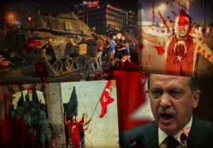 Millones de dólares de dinero han sido transferido desde Nigeria a Turquía por un grupo de personal de la CIA, a pesar de ello funcionarios estadounidenses han negado rotundamente las acusaciones en la prensa turca de que Washington estaba detrás del fallido golpe de estado de julio de 15 de en Turquía.