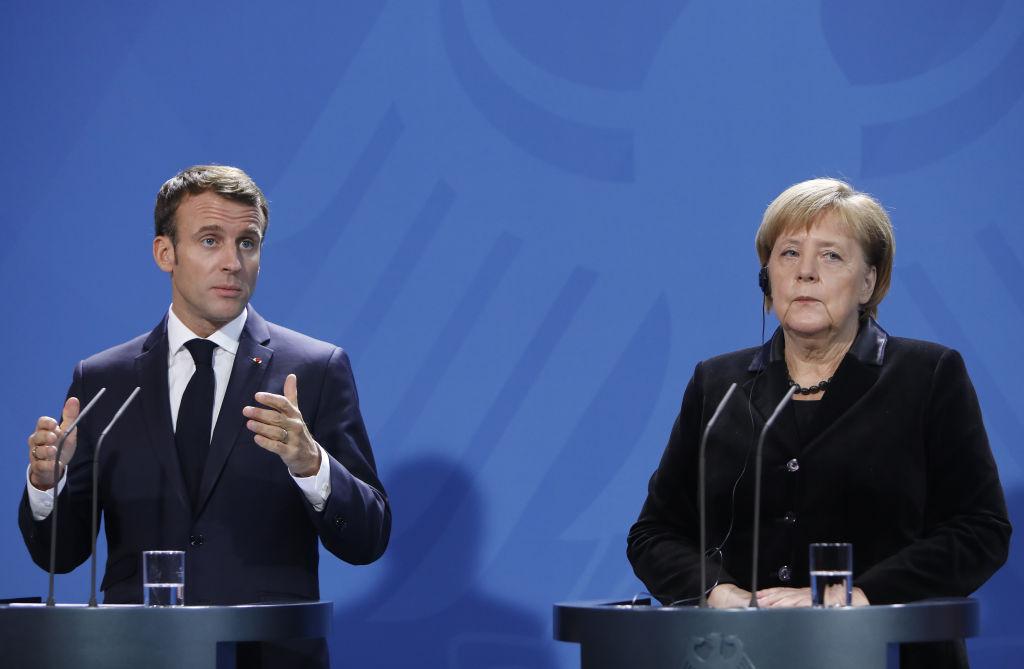 ¿FIN DEL ROMANCE EE.UU.-EUROPA?. Francia: el verdadero Emmanuel Macron
