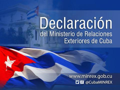 EE.UU. no tiene autoridad para juzgar el desempeño de Cuba contra la trata de personas.