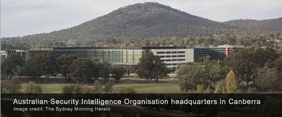 Se sabe que los espías usan cobertura periodística, afirma la agencia de inteligencia australiana