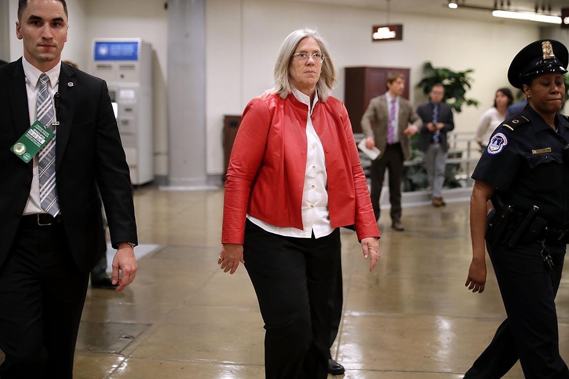 CASA BLANCA: Trump anuncia la partida del oficial de Inteligencia No. 2 Sue Gordon