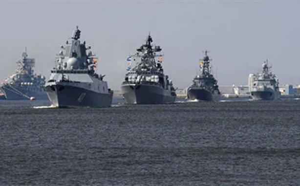 IRÁN: Marinas de Rusia e Irán realizarán maniobras conjuntas en el Golfo Pérsico. China e Irán lucharán juntos contra las sanciones de EEUU