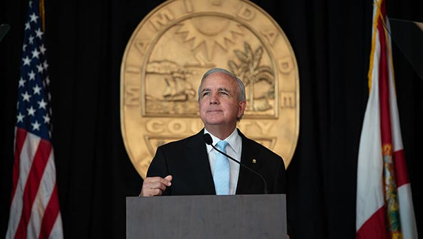 """Comienza la """"Batalla Política"""" por el asiento de Alcalde del Condado Miami-Dade en el 2020."""