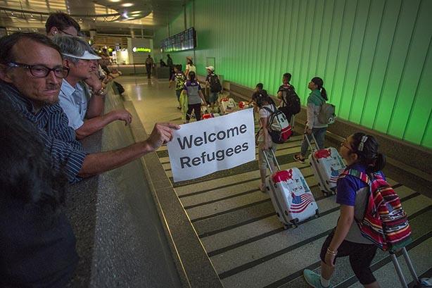 Trump pone fin al papel de Estados Unidos como líder mundial en refugiados