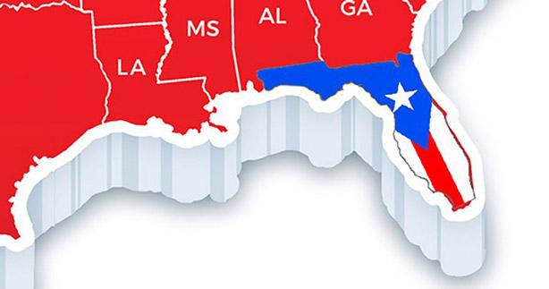 Los puertorriqueños y las elecciones de 2020 en La Florida