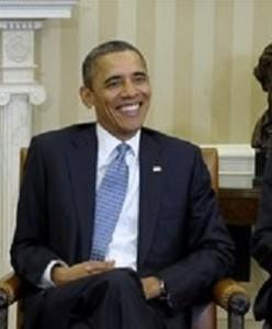 El Presidente Barack Obama no ha cumplido, hasta hoy, muchas de sus promesas de campaña. Pero existe la posibilidad de que en una segunda oportunidad las cumpla... Dr. Alfonso
