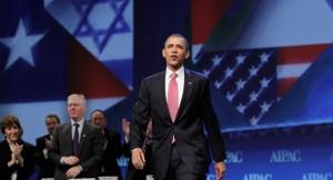 Desde el año pasado, 2011, Obama se metió de lleno en la crisis palestino-israelí. | Foto AP