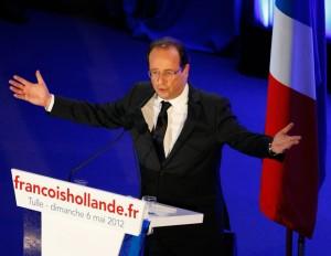 """Irán se ha ganado un respiro muy útil en varios frentes: Barack Obama está evitando así tomar la guerra en el curso de su campaña electoral - que incluso pidió a los líderes mundiales para darle """"espacio""""; francés Hollande Presidente necesita tiempo para encontrar a sus pies, el ataque el declive de la economía francesa y rescatar el euro. No tendrá tiempo o la atención de sobra en los próximos meses, por la amenaza nuclear de Irán o Siria, el baño de sangre."""