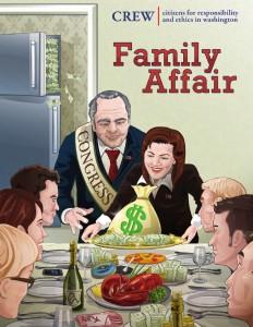 Este informe es el estudio completo por primera vez de cómo los miembros de la Cámara de Representantes utilizan sus cargos para beneficio propio y de sus familias.