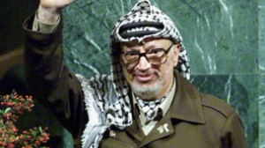 En 2012 se exhumó el cuerpo de Arafat, quien murió hace nueve años.