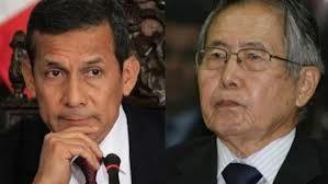 Humala se convirtió en un oficial militar de carrera a una edad temprana. En 2000, se hizo conocido en todo el Perú cuando lideró un motín locales contra el gobierno de Alberto Fujimori, quejándose contra la corrupción en el gobierno central.