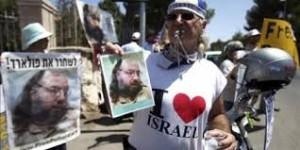 El 4 de enero de 2011 el primer ministro israelí, Benjamín Netanyahu, solicitó oficialmente a las autoridades norteamericanas el indulto de Jonathan Pollard por ello la liberación de Pollard podría contribuir a que el Gobierno de Israel libere a prisioneros palestinos, como ha pedido Mahmud Abás.